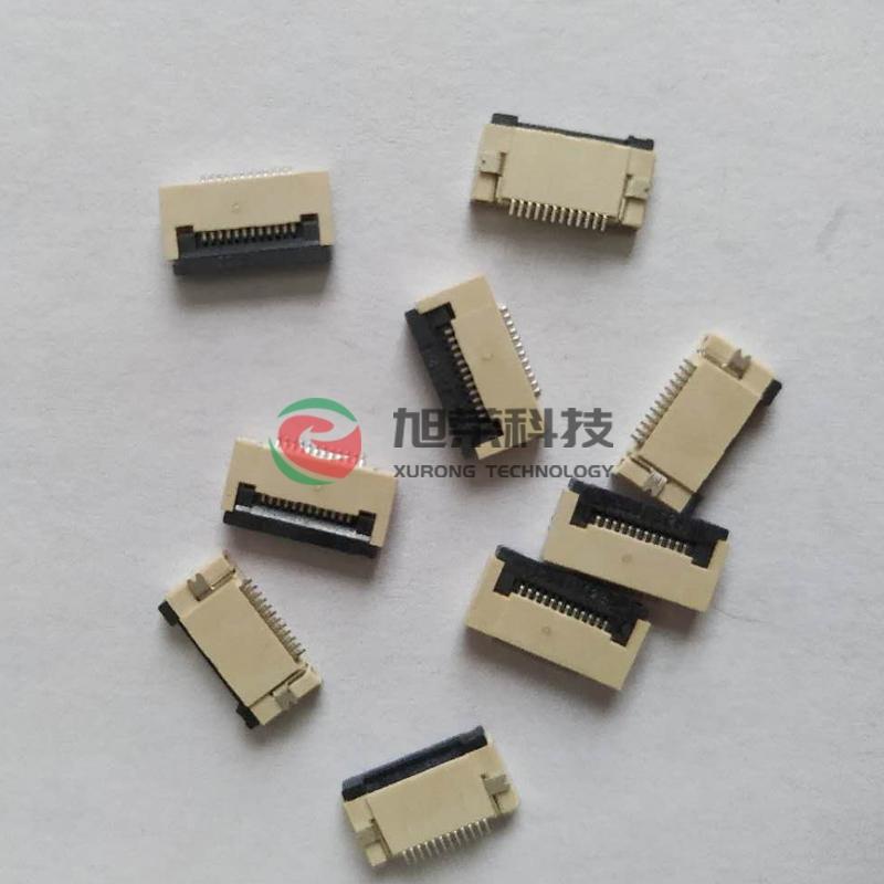 FPC连接器-0.5MM间距
